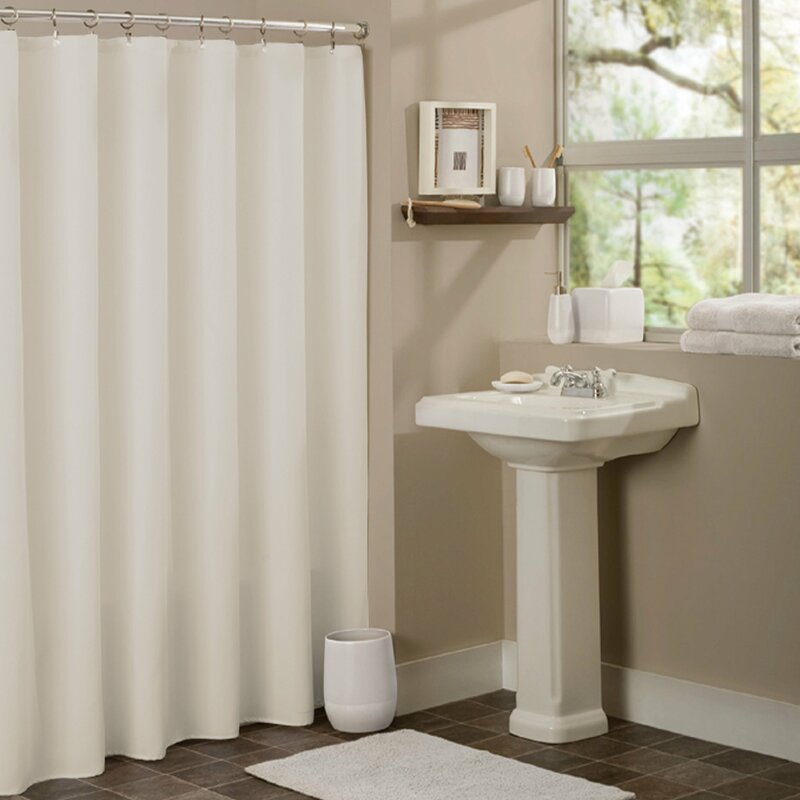 Vinyl Anti Mildew Shower Curtain Liner