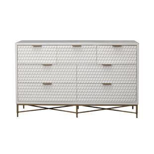 Becton 7 Drawer Double Dresser by Ivy Bronx