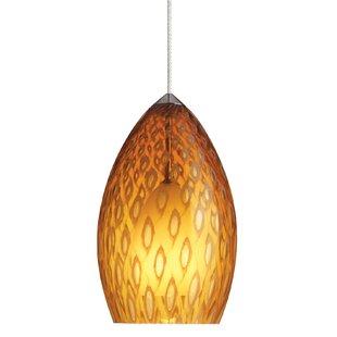 Tech Lighting Firebird 1-Light Cone Pendant