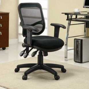 Contemporary Mesh Task Chair by Wildon Home® Wonderful