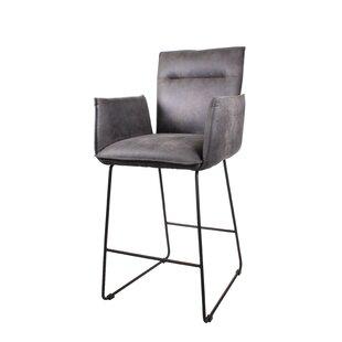 Brayden Studio Grey Seat Bar Stools