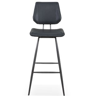 Oldenburg Metal Bar Stool by Williston Fo..