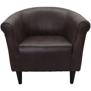 Ebern Designs Adcock Barrel Chair
