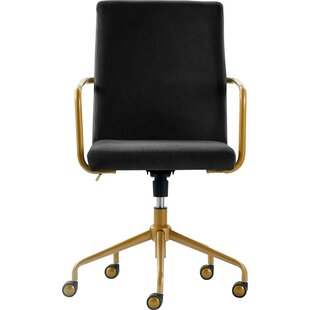Giselle Conference Chair by Elle Decor Coupon