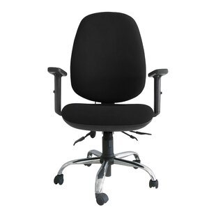 Vermont Ergonomic Desk Chair By Symple Stuff