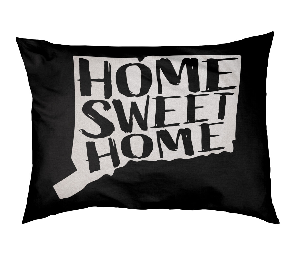 East Urban Home Home Sweet Connecticut Indoor Dog Pillow Wayfair
