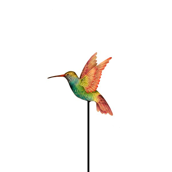 Wonderful Eangee Home Design Rainbow Hummingbird Garden Stake U0026 Reviews | Wayfair