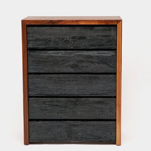 SQR 5 Drawer Chest by ARTLESS