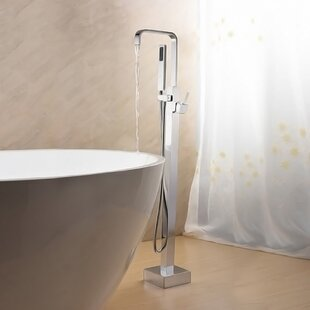 Jade Bath Hazel Single Handle Floor Mount..