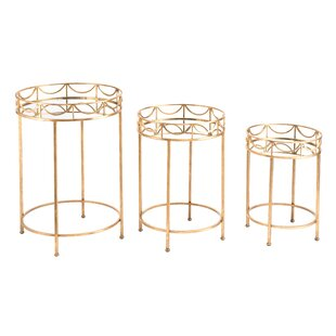 Tamona 3 Piece Nesting Table Set