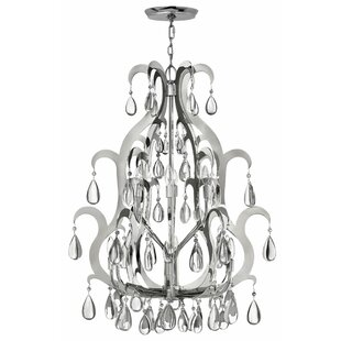 Xanadu 12 Light Crystal Chandelier by Hin..