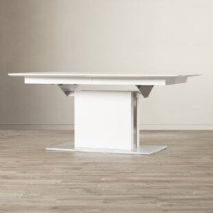 Eisner Extendable Dining Table by Orren Ellis