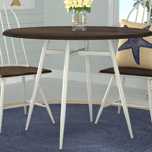Rio Pinar Solid Wood Round Dining Table