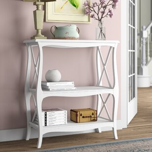 Astille 91cm Bookcase By Fleur De Lis Living