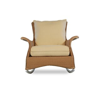 Mandalay Rocking Chair with Cushions Lloyd Flanders