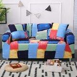 Box Cushion Sofa Slipcover by Latitude Run®