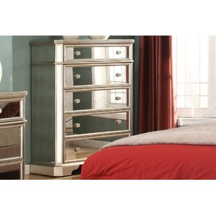 Borghese 5 Drawer Chest by BestMasterFurniture Looking for
