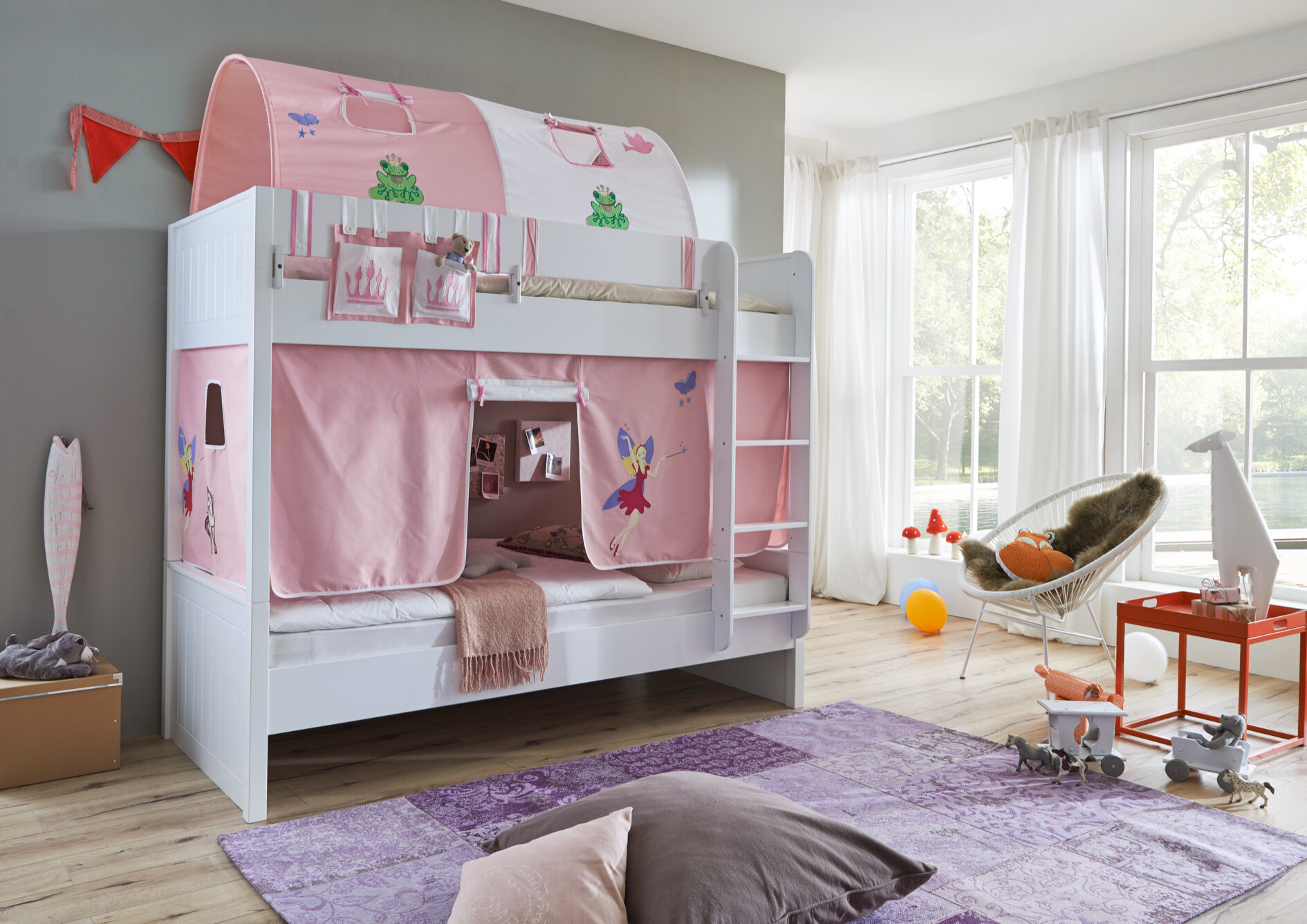 Etagenbett Schutz : Etagenbett doppelstockbett online kaufen stockbett otto