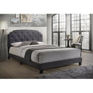 Rendon Modern Queen Platform Bed by Charlton Home Amazing