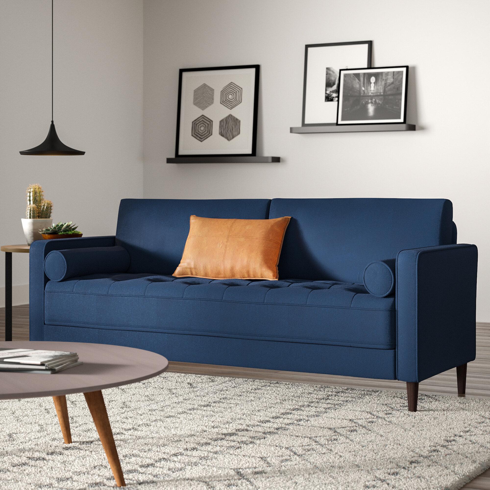 Modern & Contemporary Extra Large Sofa   AllModern