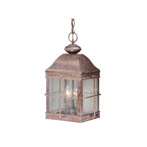 Revere 3-Light Outdoor Hanging Lantern