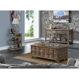 Jamestown 3 Piece Coffee Table Set