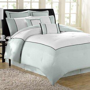 Hotel 8 Piece Comforter Set