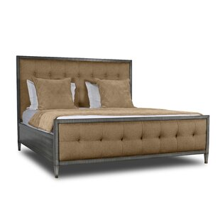 Korhonen Upholstered Panel Bed