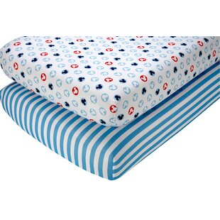 Great Price Mickey Fitted Crib Sheet (Set of 2) ByDisney