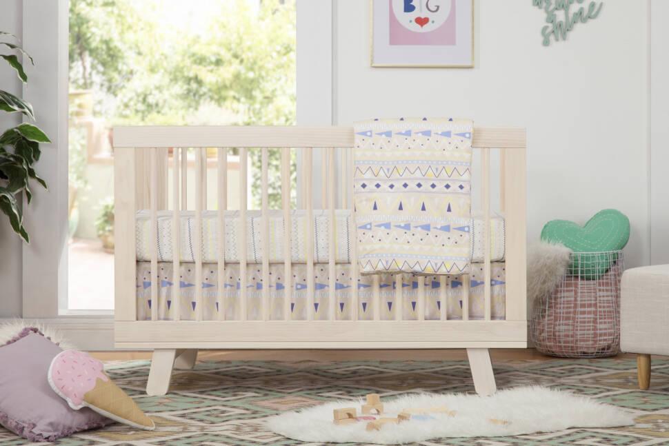 Hudson 3 In 1 Convertible Crib Reviews Allmodern