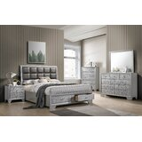 Bowdoin Upholstered Storage Standard Bed by House of Hampton®