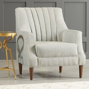 Dara Chair by DwellStudio