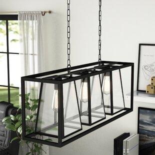 Brayden Studio Mershon 3-Light Kitchen Island Pendant