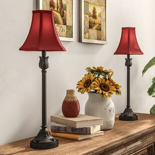 Esquer 25.5 Buffet Lamp (Set of 2)