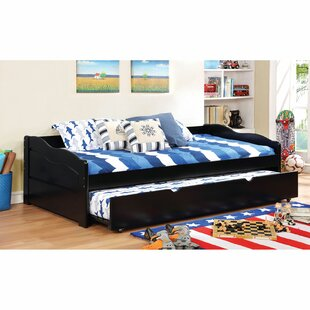 Bargain Doynton Twin Daybed with Trundle by Darby Home Co Reviews (2019) & Buyer's Guide