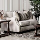 Eucptus 61 Square Arm Loveseat by Darby Home Co
