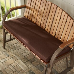 Surprising Indoor Outdoor Bench Cushion Gmtry Best Dining Table And Chair Ideas Images Gmtryco