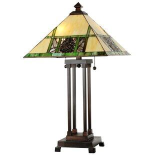 Pinecone Ridge 25 Table Lamp