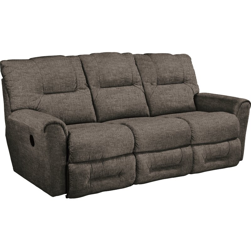 La Z Boy Easton Reclining 84 5 Flared