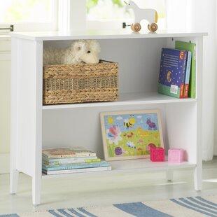 Brennan 2-Tier Standard Bookcase Viv + Rae