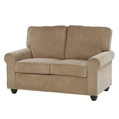 Andover Mills Bradford Standard Loveseat Reviews