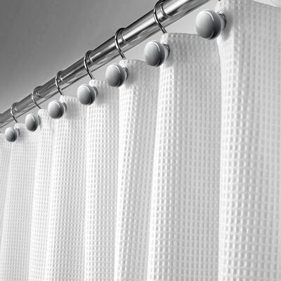 Waffle Single Shower Curtain Creative Scents