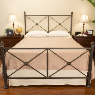Chatham Panel Bed by Benicia Foundry and Iron Works