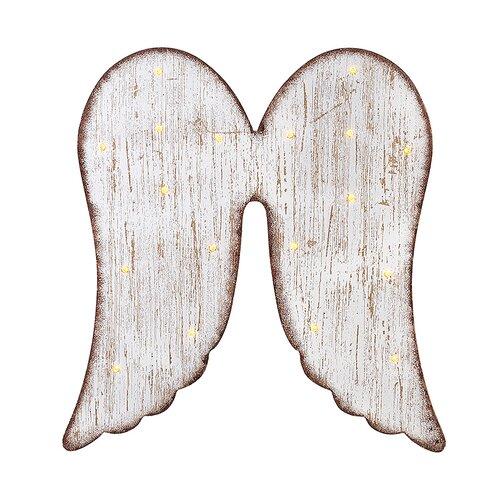Dekorationsfigur Engelsflügel Die Saisontruhe | Dekoration > Figuren und Skulpturen > Engel | Die Saisontruhe