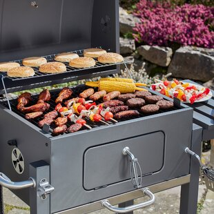 Swinehart Built-In Charcoal Barbecue By Sol 72 Outdoor
