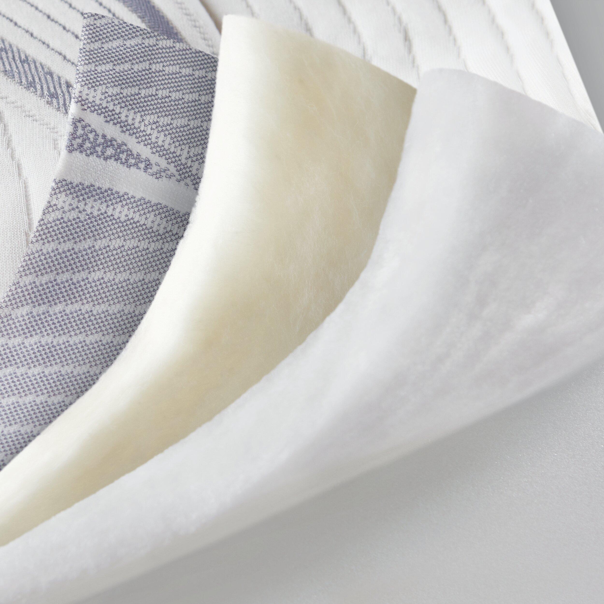 Serta's Comfort Luxe Gel Fibre