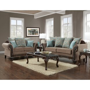 Fleur De Lis Living Yasmina Living Room Collection