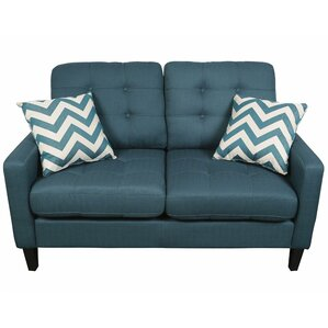 Hamilton Loveseat by Porte..