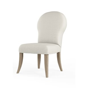 Correa Upholstered Dining Chair by Rosdor..