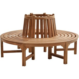 Roeper Teak Tree Seat By Sol 72 Outdoor